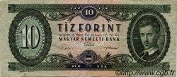 10 Forint HONGRIE  1969 P.168d TB