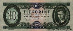 10 Forint HONGRIE  1969 P.168d TTB+
