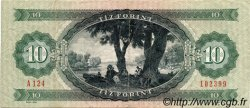 10 Forint HONGRIE  1975 P.168e TTB