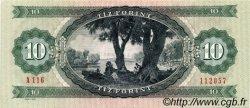 10 Forint HONGRIE  1975 P.168e NEUF
