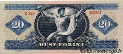 20 Forint HONGRIE  1965 P.169d SPL+
