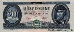 20 Forint HONGRIE  1975 P.169f SPL