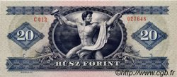 20 Forint HONGRIE  1980 P.169g SPL