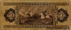 50 Forint HONGRIE  1975 P.170c B