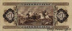 50 Forint HONGRIE  1975 P.170c TB+