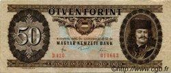 50 Forint HONGRIE  1980 P.170d TB+