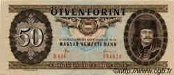 50 Forint HONGRIE  1980 P.170d TTB