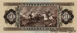 50 Forint HONGRIE  1980 P.170d SPL