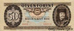 50 Forint HONGRIE  1980 P.170e TTB