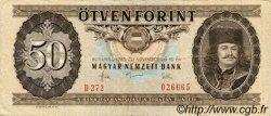 50 Forint HONGRIE  1983 P.170f TB à TTB