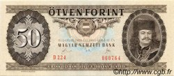 50 Forint HONGRIE  1989 P.170f NEUF