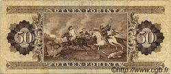 50 Forint HONGRIE  1986 P.170g B+