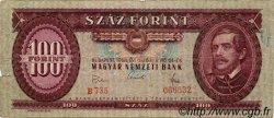 100 Forint HONGRIE  1968 P.171d B+