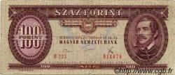 100 Forint HONGRIE  1975 P.171e TB