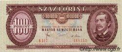 100 Forint HONGRIE  1980 P.171f TTB