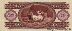 100 Forint HONGRIE  1980 P.171f SPL
