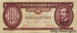 100 Forint HONGRIE  1984 P.171g B+