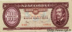 100 Forint HONGRIE  1984 P.171g TB