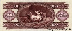 100 Forint HONGRIE  1989 P.171h pr.NEUF