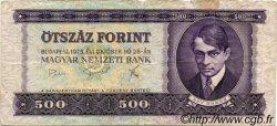 500 Forint HONGRIE  1975 P.172b pr.TB