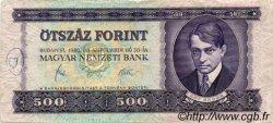 500 Forint HONGRIE  1980 P.172c TB+