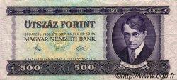 500 Forint HONGRIE  1980 P.172c TTB