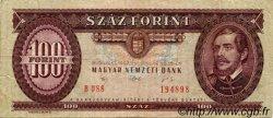100 Forint HONGRIE  1992 P.174a TB