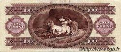 100 Forint HONGRIE  1992 P.174a TTB