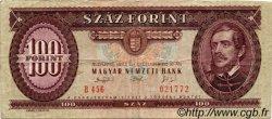 100 Forint HONGRIE  1993 P.174b TB