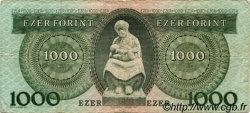 1000 Forint HONGRIE  1993 P.176b TB+