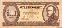 5000 Forint HONGRIE  1990 P.177a TB+
