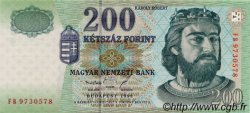 200 Forint HONGRIE  1998 P.178 pr.NEUF