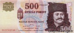 500 Forint HONGRIE  2001 P.188 NEUF