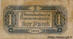 1 Pengö HONGRIE  1944 P.M2a pr.TB