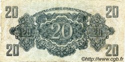 20 Pengö HONGRIE  1944 P.M6b B