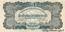 20 Pengö HONGRIE  1944 P.M6b pr.NEUF