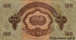 100 Pengö HONGRIE  1944 P.M8 TB