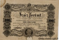 100 Forint HONGRIE  1848 PS.118 TB+