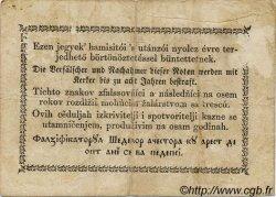 15 Pengö Krajczar HONGRIE  1849 PS.121 TB+
