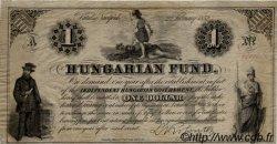 1 Dollar HONGRIE  1852 PS.136a SUP