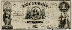 1 Forint HONGRIE  1852 P.S141r1 pr.NEUF