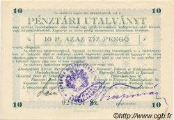 10 Azaz Pengö HONGRIE  1925 P.- pr.NEUF