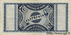 2 Thalers ÉTHIOPIE  1933 P.06 TTB