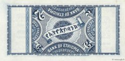 2 Thalers ÉTHIOPIE  1933 P.06 SPL