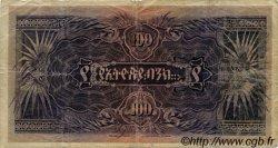 100 Thalers ÉTHIOPIE  1932 P.10 B+
