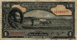 1 Dollar ÉTHIOPIE  1945 P.12b pr.TB