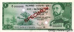 1 Dollar ÉTHIOPIE  1961 P.18s NEUF