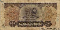 100 Dollars ÉTHIOPIE  1961 P.23a B+