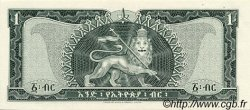 1 Dollar ÉTHIOPIE  1966 P.25a SUP