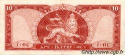 10 Dollars ÉTHIOPIE  1966 P.27a SUP